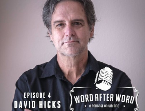 "David Appears on ""Word After Word"""